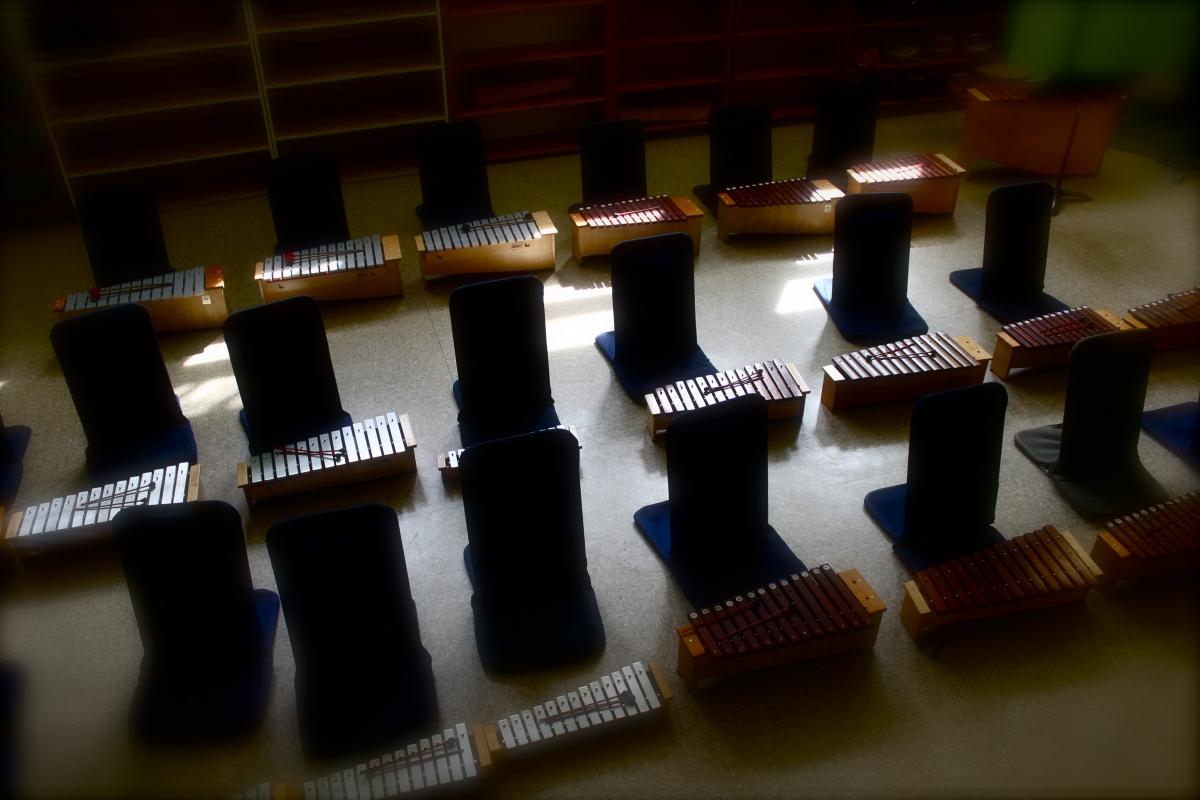 Semaine 3 - Xylophones