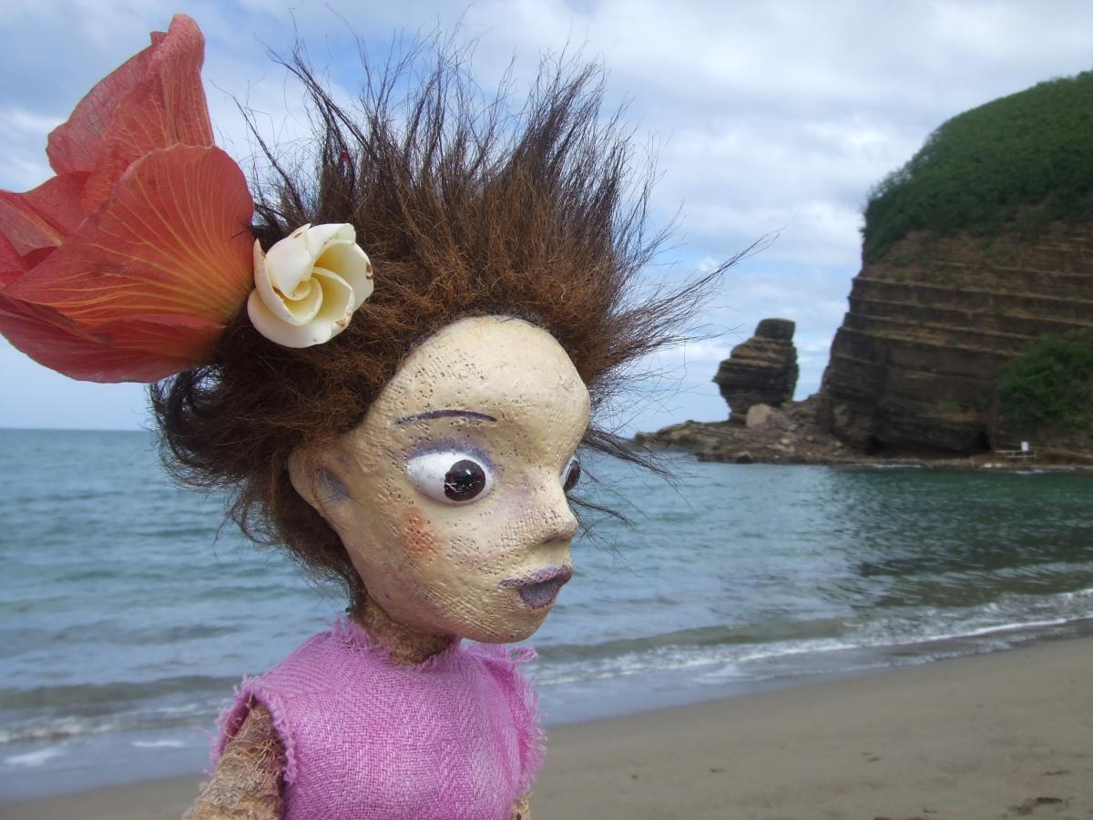 Cicerenella en vacance en Nouvelle-Calédonie