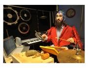 Fred dans les mécaniques célestes de Claudie Gagnon, une création du Théâtre des Confettis. 2009 - Crédit photo: Louise Leblanc