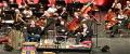 Concert du Minuscule Orchestre (Fred Lebrasseur, Martien Bélanger et Pierre Potvin) avec L'Orchestre Symphonique de Québec. 2006